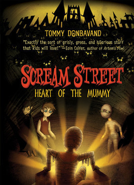 Cover: Heart of the Mummy: Book 3