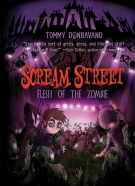 Cover: Flesh of the Zombie: Book 4