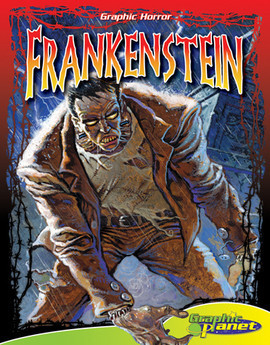 Cover: Frankenstein