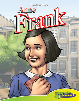Cover: Anne Frank