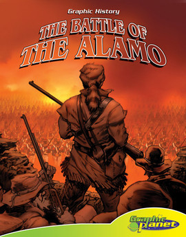 Cover: Battle of the Alamo
