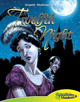 Cover: Twelfth Night