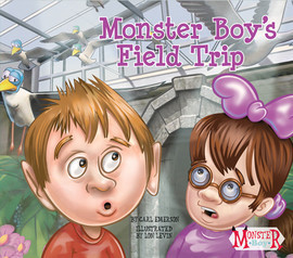 Cover: Monster Boy's Field Trip