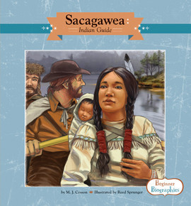 Cover: Sacagawea: Indian Guide