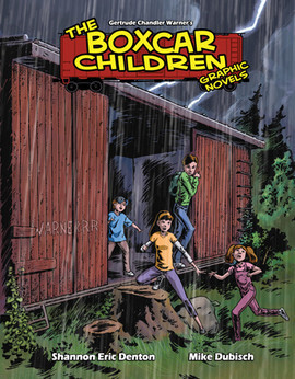Cover: Book 1: Boxcar Children