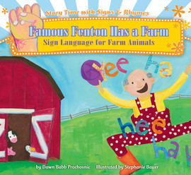 Cover: Famous Fenton Has a Farm