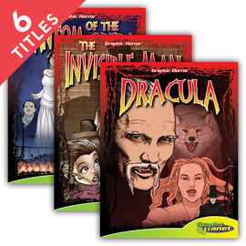 Cover: Graphic Horror Set 2
