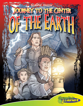Cover: Journey to the Center of the Earth