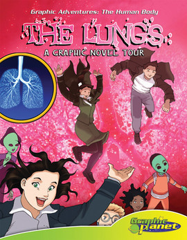 Cover: Lungs:A Graphic Novel Tour