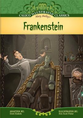 Cover: Frankenstein