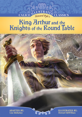 Cover: King Arthur & the Knights of the Round Table