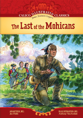 Cover: Last of the Mohicans