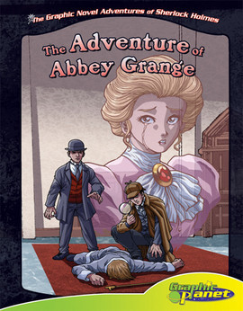Cover: Adventure of Abbey Grange