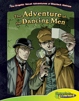 Cover: Adventure of the Dancing Men