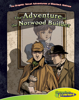Cover: Adventure of the Norwood Builder