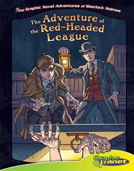 Cover: Adventure of the Red-Headed League