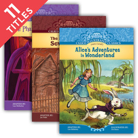 Cover: Calico Illustrated Classics Set 2