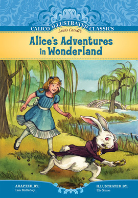 Cover: Alice's Adventures in Wonderland