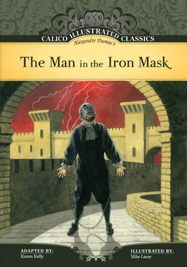 Cover: Man in the Iron Mask