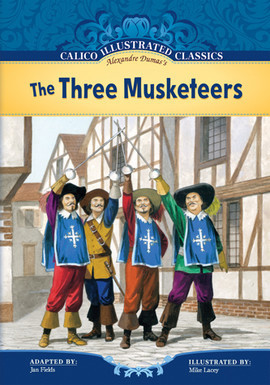 Cover: Three Musketeers