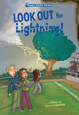 Cover: Look Out for Lightening!: Book 2
