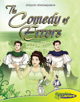 Cover: Comedy of Errors