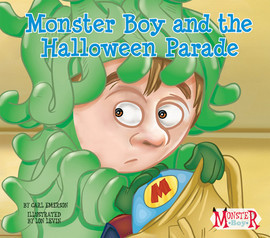Cover: Monster Boy and the Halloween Parade