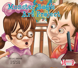 Cover: Monster Boy's Art Project