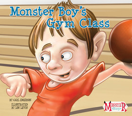 Cover: Monster Boy's Gym Class