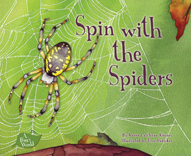 Cover: Spin with the Spiders