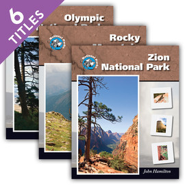 Cover: National Parks Set 2