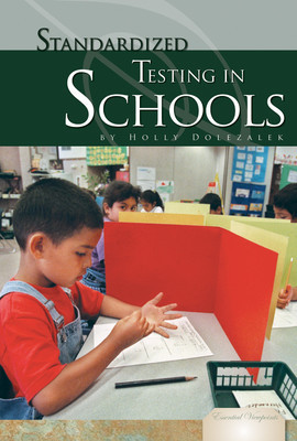 Cover: Standardized Testing in Schools