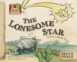 Cover: Lonesome Star: A Story About Texas