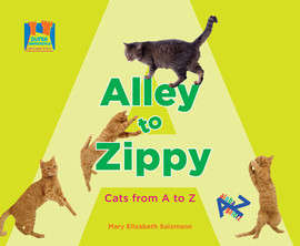 Cover: Alley to Zippy