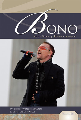 Cover: Bono: Rock Star & Humanitarian