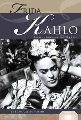 Cover: Frida Kahlo: Mexican Artist