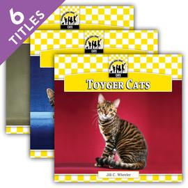 Cover: Cats Set 5: Designer Cats