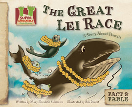 Cover: Great Lei Race:Story about Hawaii