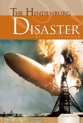 Cover: Hindenburg Disaster