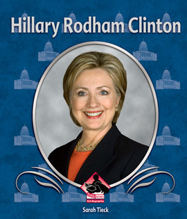 Cover: Hillary Rodham Clinton