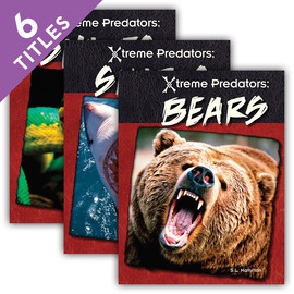 Cover: Xtreme Predators
