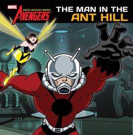 Cover: Man in the Ant Hill