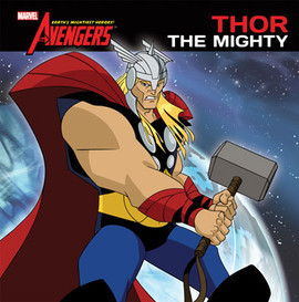 Cover: Thor the Mighty