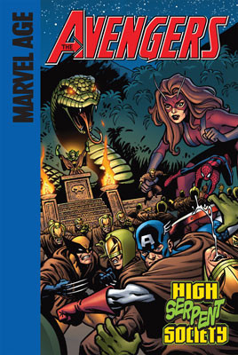 Cover: High Serpent Society
