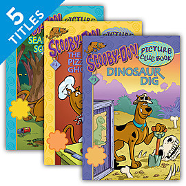 Cover: Scooby-Doo! Picture Clue Books