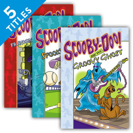 Cover: Scooby-Doo Mysteries Set 2
