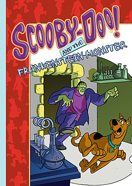 Cover: Scooby-Doo! and the Frankenstein Monster
