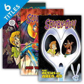 Cover: Scooby-Doo Graphic Novels Set 3