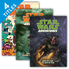 Cover: Star Wars Digests Set 2
