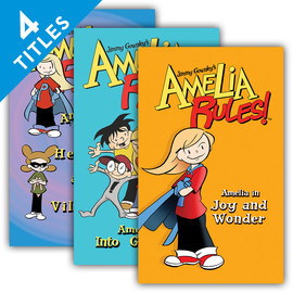 Cover: Amelia Rules! Set 2